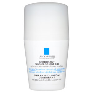 La Roche-Posay 24H Physiological Roll-On Deodorant dezodorant z aplikatorem kulkowym 50 ml