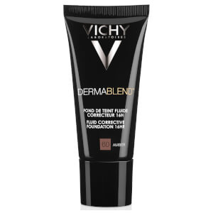 Vichy Dermablend Corrective Fluid Foundation - 60 30ml