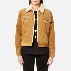 Marc Jacobs Women's Cropped Jacket - Sand