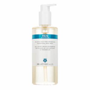 Gel de manos energizante Atlantic Kelp and Magnesium de REN Skincare (300 ml)