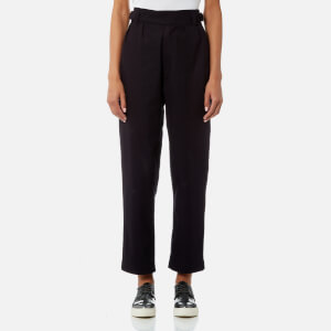Maison Kitsuné Women's Jeanne Worker Pants - Dark Navy