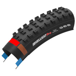 "Kenda Hellkat RSR Wired MTB Tyre - 27.5"" x 2.40"""
