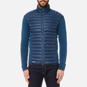 Haglöfs Men's Mimic Hybrid Jacket - Tarn Blue/Blue Ink