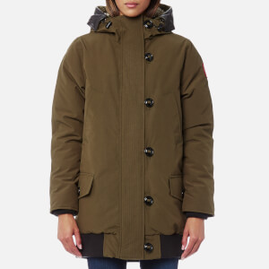 Canada Goose Women's Finnegan Parka - Military Green