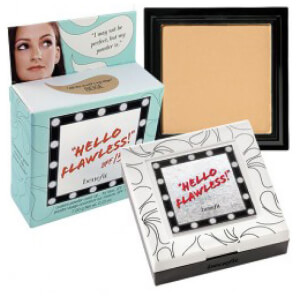 benefit Hello Flawless Powder Foundation - Petal (Never Settle)
