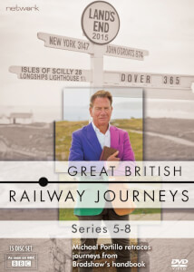 Great British Railway Journeys - Series 5-8