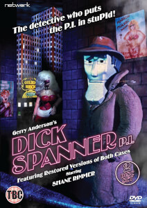 Dick Spanner, P.I.: - The Complete Series