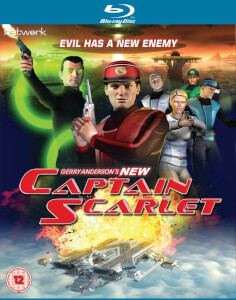 New Captain Scarlet: The Complete Series