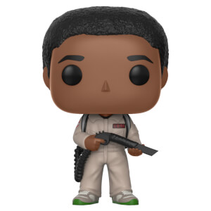 Stranger Things Ghostbusters Lucas Pop! Vinyl Figur