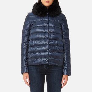 Herno Women's Woven Jacket - Blue