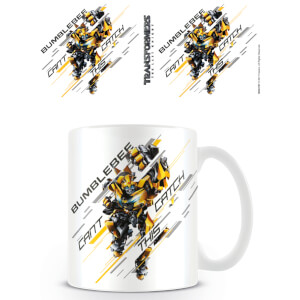 Transformers The Last Knight (Can't Catch This) Mug