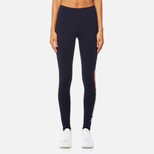 Superdry Sport Women's Essentials High Waisted Leggings - Dark Navy