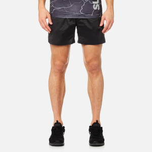 Superdry Sport Men's Core Training Running Shorts - Black Ripstop