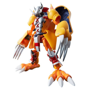 Digimon Adventure Digivolving Spirits No.1 Wargreymon (Agumon) 16cm Action Figure