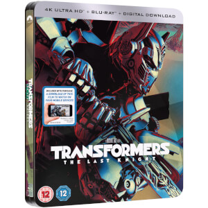 Transformers: The Last Knight - 4K Ultra HD - Zavvi UK Exclusive Limited Edition Steelbook