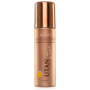 UTAN & Tone Coconut Facial Tanning Water 100ml