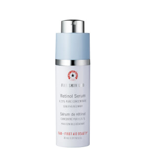 First Aid Beauty Skin Lab Retinol Serum 0.25% Pure Concentrate 30ml (Sensitive/Beginner)