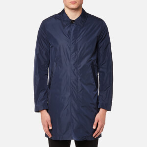 PS by Paul Smith Men's Lightweight Mac - Navy