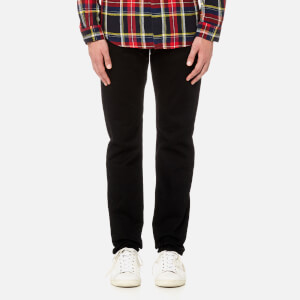 PS by Paul Smith Men's Tapered Fit Jeans - Black
