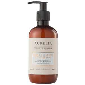 Укрепляющая и восстанавливающая сыворотка для тела Aurelia Skincare Firm & Replenish Body Serum 250 мл