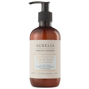 Восстанавливающий крем для душа Aurelia Skincare Restorative Cream Body Cleanser 250 мл