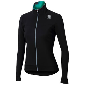 Sportful Women's Primavera Switch Thermal Jacket - Black/Waterfall