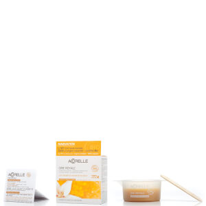 Acorelle Royal Wax Underarms, Bikini Line and Face Beeswax 100 g