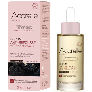 Sérum anti-repousse visage Acorelle 50 ml