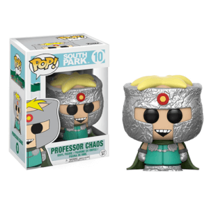 South Park Professor Chaos Pop! Vinyl Figur