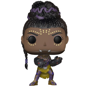 Black Panther Shuri Pop! Vinyl Figur