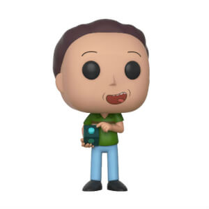 Rick And Morty Jerry Figura Pop! Vinyl