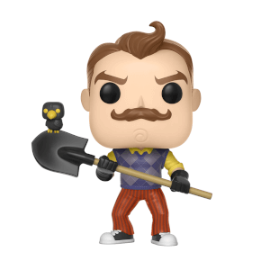 Hello Neighbor The Neighbor Pop! Vinyl Figure