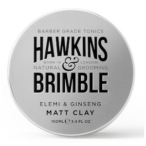 Hawkins & Brimble Matt Clay Pomade (100ml)