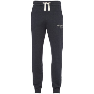 Crosshatch Men's Leeroy Sweatpants - Night Sky Marl