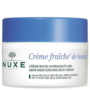 NUXE Crème Fraîche de Beauté Moisturiser for Dry Skin produkt nawilżający do skóry suchej 50 ml