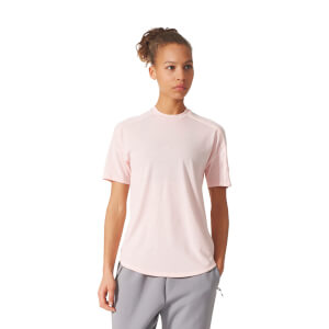 adidas Women's ZNE Training T-Shirt - Pink