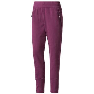 adidas Women's ZNE Slim Fit Training Pants - Purple