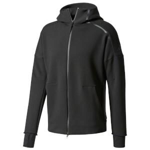 adidas Men's ZNE Training Hoody - Black