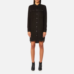 Rails Women's Bowie Studded Shirt Dress - Black