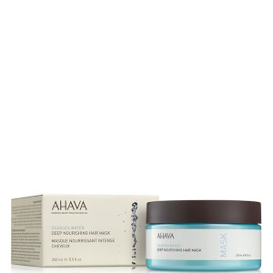 AHAVA Nourishing Hair Mask 250ml
