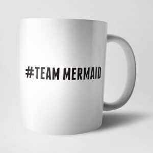 Hashtag Team Mermaid Mug