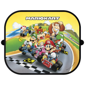 Nintendo Mario Kart Sunset Sunshades (pack of 2)