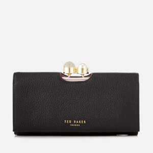 Ted Baker Women's Marta Crystal Pearl Bobble Matinee Purse - Black