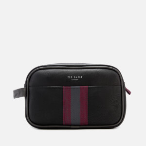 Ted Baker Men's Pidgy Webbing Wash Bag - Black
