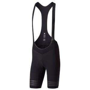 adidas Men's Adistar Zero3 Bib Shorts - Black