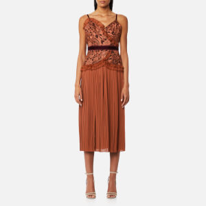 Three Floor Women's Klick Dress - Bombay Brown/Tawny Port