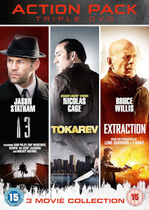 Action Triple (Tokarev, Thirteen, Extraction)