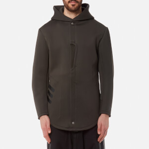 Y-3 Men's Future Sport Hood Sweatshirt - Black Olive