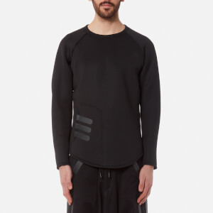 Y-3 Men's Future Sport Crew Neck Sweatshirt - Black