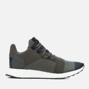 Y-3 Men's Kozoko Low Sneakers - Y-3 Black Olive/Core Black